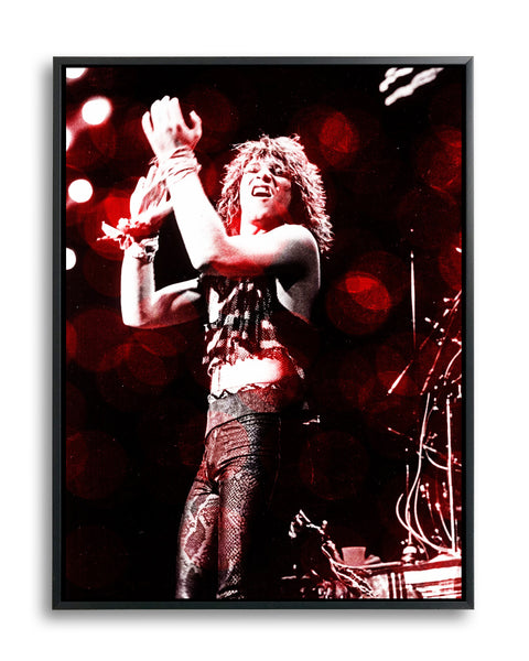 Bon Jovi by Daniel Goldberg, Limited Edition Print