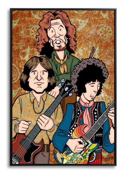Cream by Anthony Parisi, Limited Edition Print