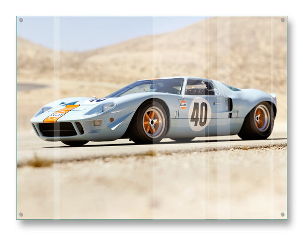 Ford GT40 1968 by Pawel Litwinski