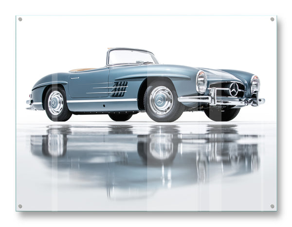 Mercedes Benz 300SL 1957 Roadster by Pawel Litwinski