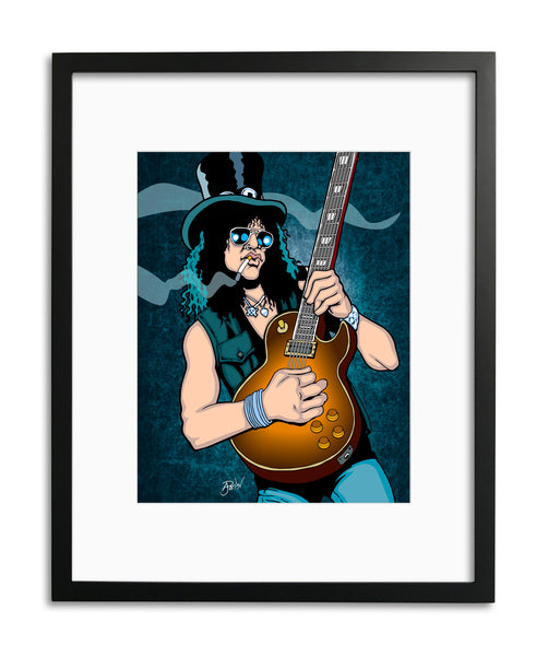 Slash by Anthony Parisi, Limited Edition Print