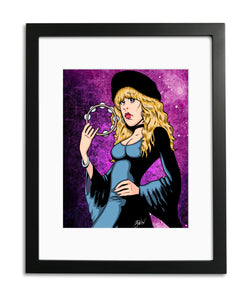 Stevie Nicks by Anthony Parisi, Limited Edition Print