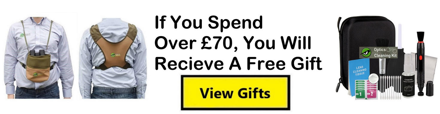 free gift when you spend over £70