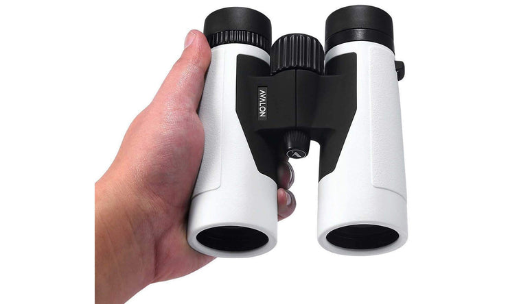 Avalon 10x42 PRO HD Binoculars (PLATINUM) + Harness