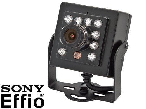 Wired Bird Box Camera with Sony Chip & Night Vision (Camera only)