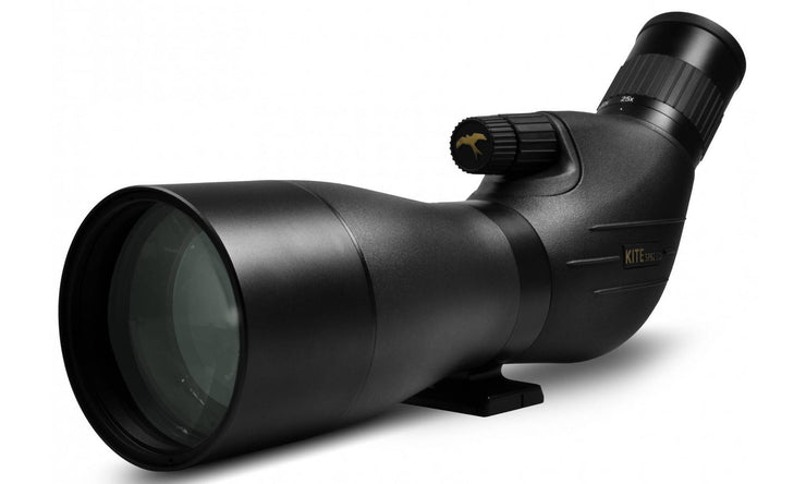 Kite SP 82 ED Spotting Scope with 25-50x Eyepiece + Free Cleaning Kit