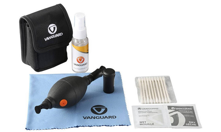 Vanguard 6 Piece Lens Cleaning Kit