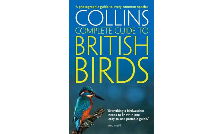British Birds: A photographic guide to every common species Book (Collins Complete Guide) - Despatched Immediately