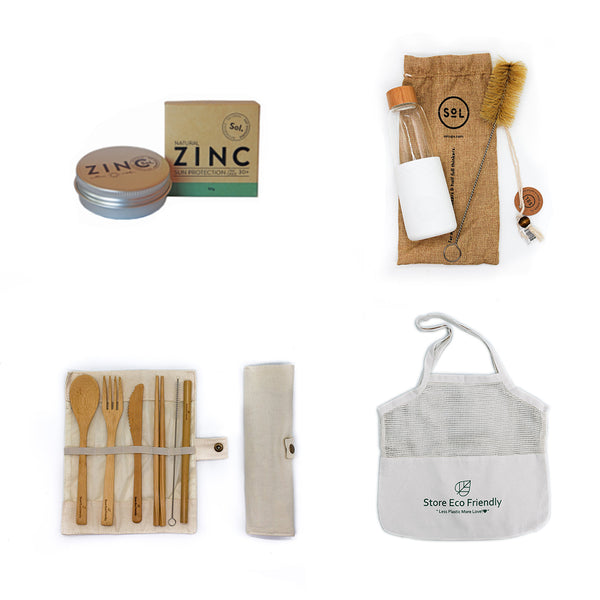 Must-have items for an eco-friendly beach trip