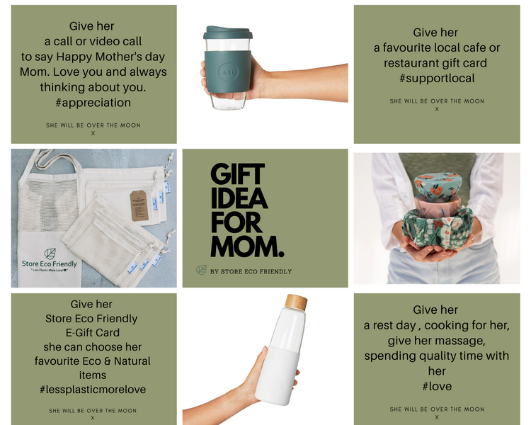 Gift Idea for Mom and Don't forget about Mother Earth🌎