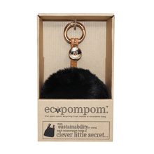 Load image into Gallery viewer, Eco Pompom Keyring 🌸