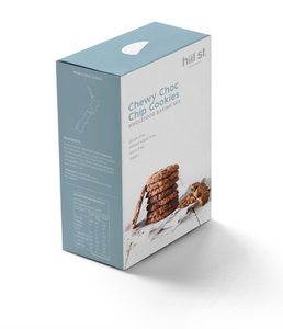 Choc Chip Cookies by Hill St. Wholefood
