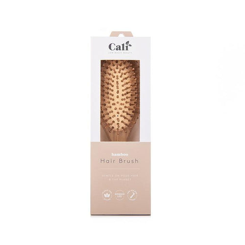 Bamboo Hairbrush by CaliWoods