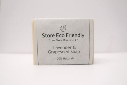 Natural Soap Lavender & Grapeseed (Dreamy)