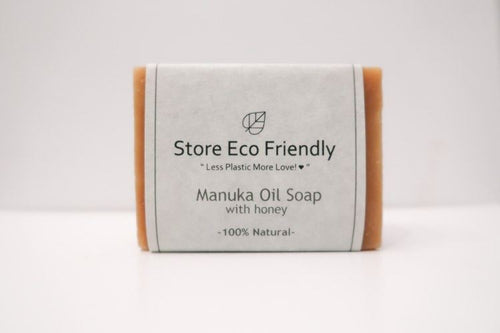 Natural Soap Manukau oil ( Nourish )