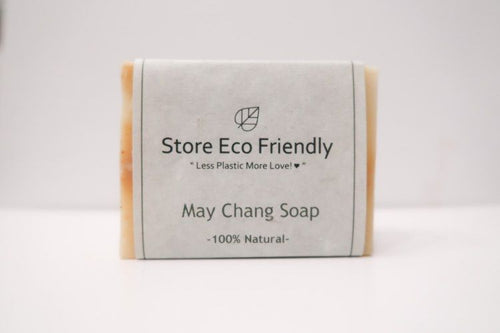 Natural Soap May Chang (sezzy lemon)