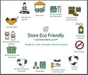 Store Eco Friendly Gift Card.