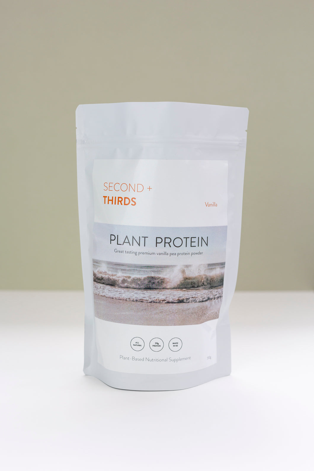 Superfood Plant Protein Vanilla