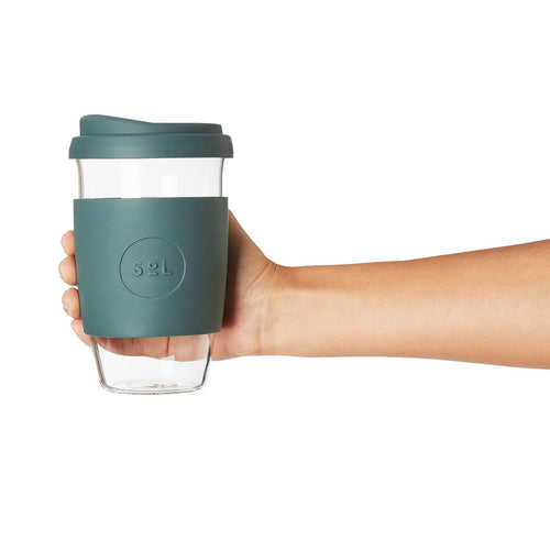 Beautiful Reusable Coffee, Tea, Smoothie Cup by Sol