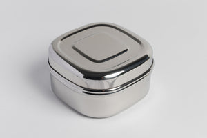 Stainless Steel Square Container