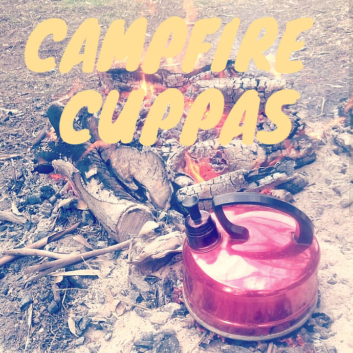 Campfire Cuppas - Pot on the stove