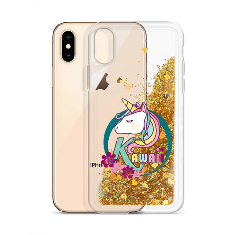 Coque licorne iPhone