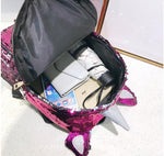 Sac a Dos Licorne Adulte - EDITION SIMILICUIR -