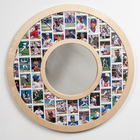 1990 Upper Deck Baseball Cards • Mirror Frame