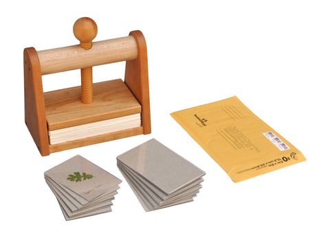 Leaf Press Kit