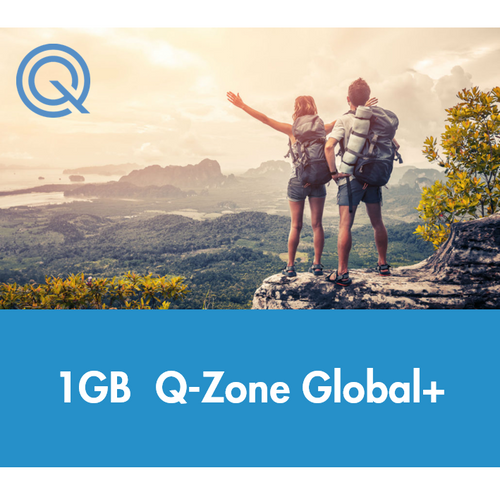 Q-Access 1GB Global+, Q-Access, Qynamic Switzerland, Qynamic Switzerland  - Qynamic
