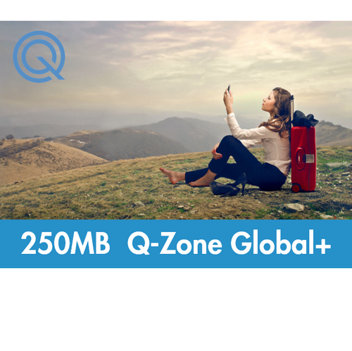 Q-Access 250MB Global+, Q-Access, Qynamic Switzerland, Qynamic Switzerland  - Qynamic
