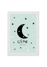 Load image into Gallery viewer, Oiche (night) in green