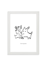 Load image into Gallery viewer, Grá (Love)