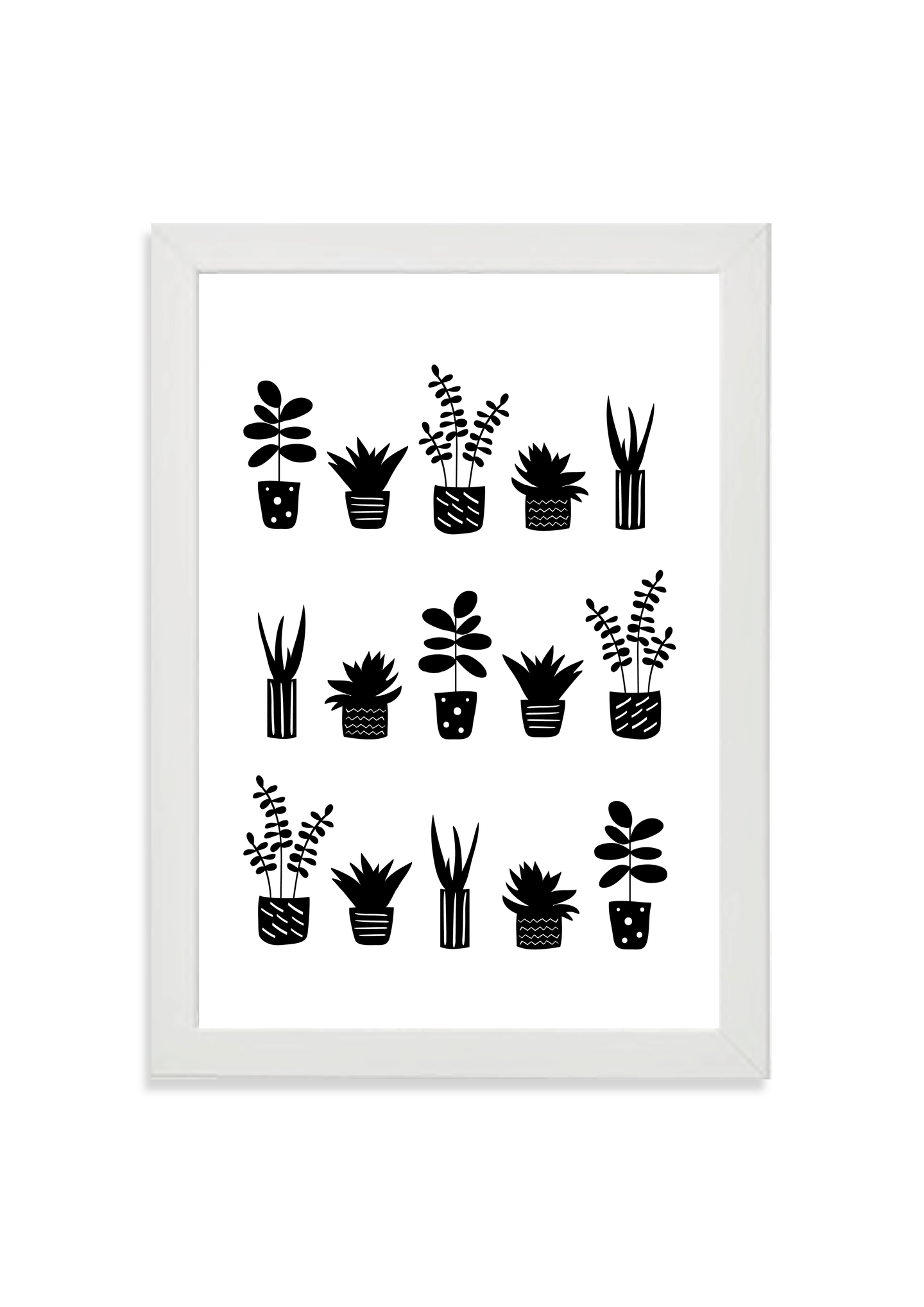 Plants (monochrome)