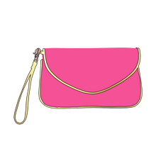 Load image into Gallery viewer, Hot Pink Callie Purse l A&B's Boutique