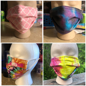Handmade Face Masks l A&B's Boutique