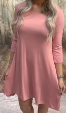 Load image into Gallery viewer, Sweetheart Pink Dress l A&B's Boutique