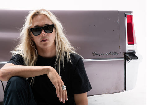 Kyuss King in Anderson Sunglasses