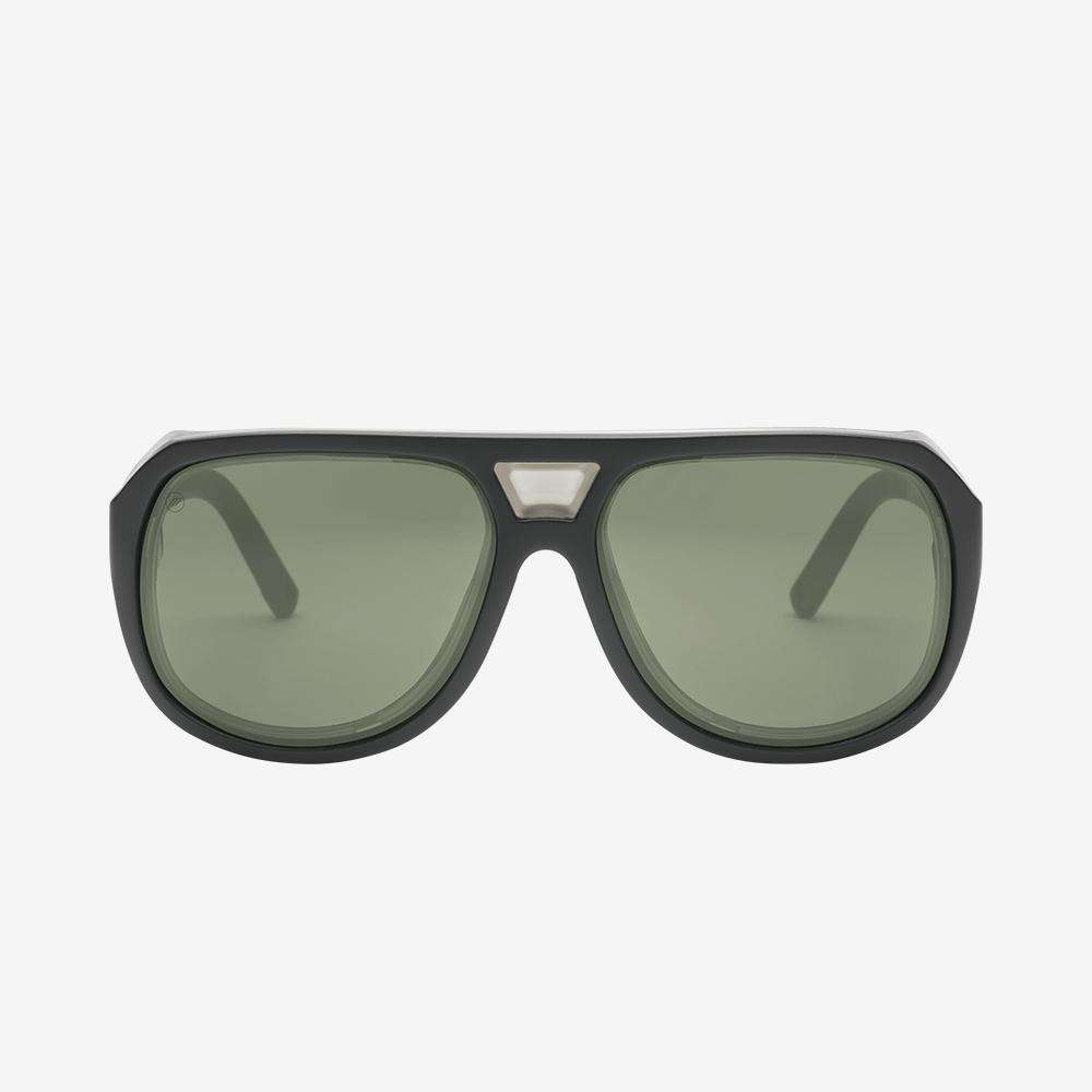 Electric Alt. Fit Stacker Men's Sunglass  - Matte Black / Grey Pro