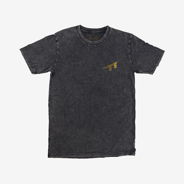 Electric x Birds of Condor Flag Raiders T-Shirt