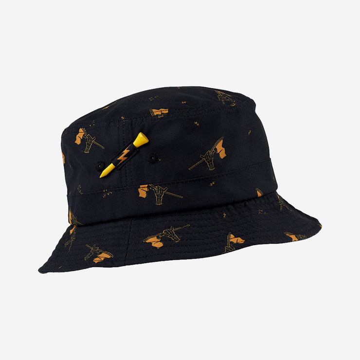 Electric x Birds of Condor Bucket Hat W/ Tee Holder