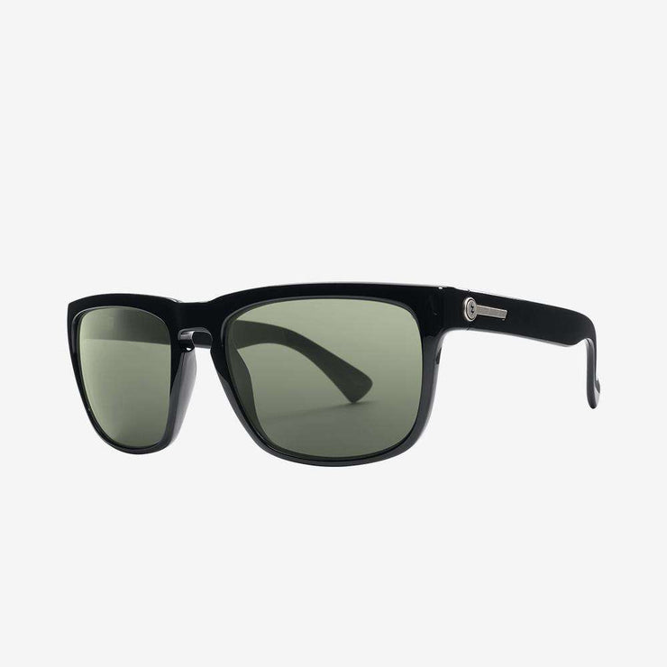Knoxville Sunglass - Gloss Black I Electric Sunglasses