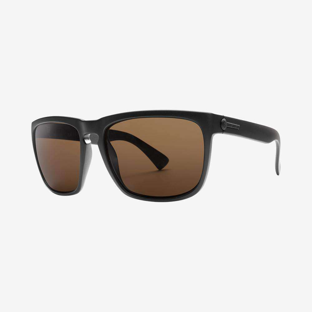 Knoxville XL Sunglass - Matte Black I Electric Sunglasses