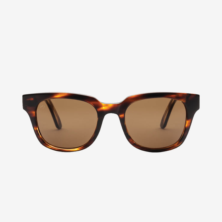 Electric 40 Five Men and Women's Sunglass Gloss Tort / Bronze