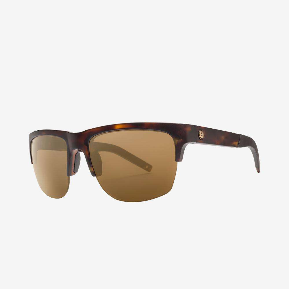 Knoxville Pro Sunglass - Matte Tort I Electric Sunglasses