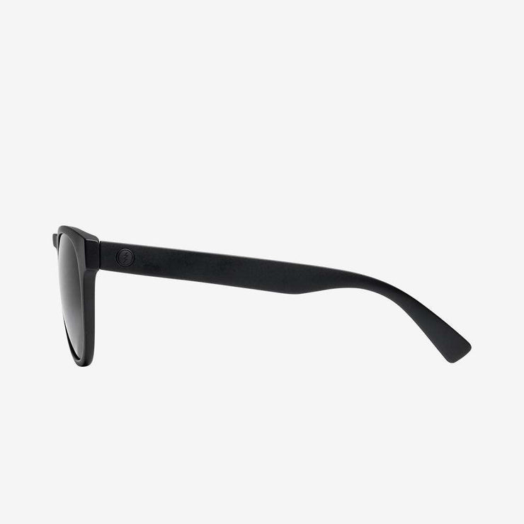 Nashville XL Sunglass - Matte Black l Electric Sunglasses
