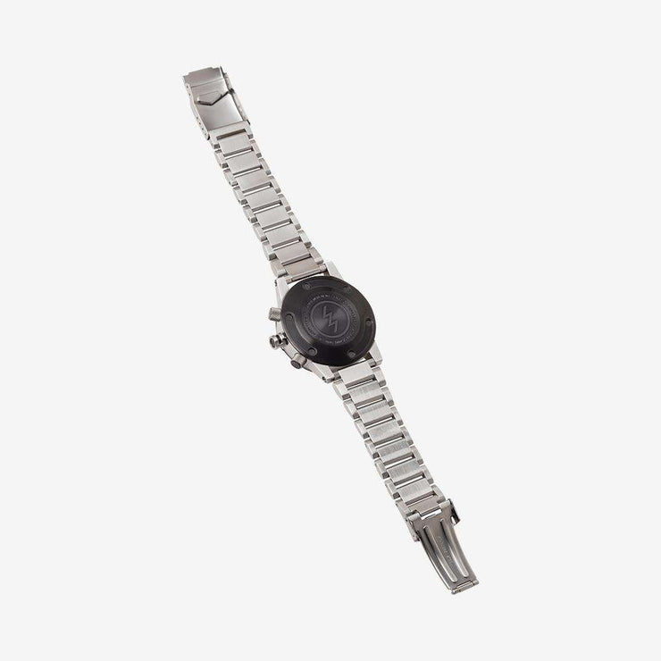 FW02 Stainless Steel Field Watch