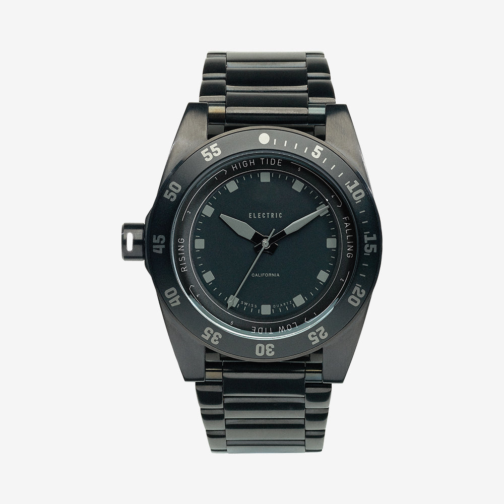 DW03 Stainless Steel Tide Dive Watch