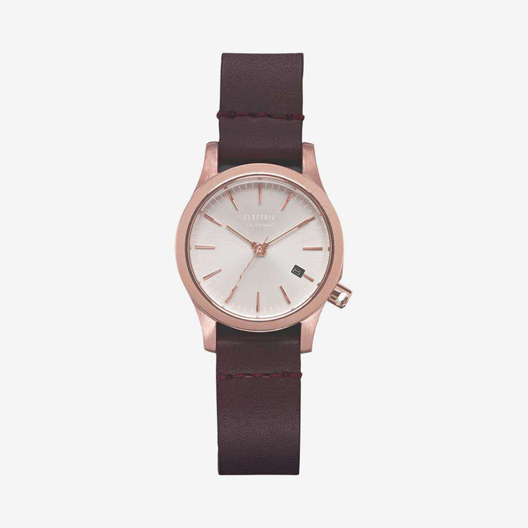 FW03 Mini Leather Field Watch