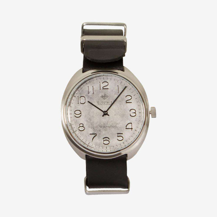ECMC Leather Watch
